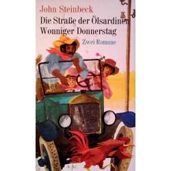 Die Straße der Ölsardinen. Wonniger Donnerstag. Von John Steinbeck (1980).