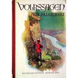 Volkssagen aus aller Welt. Von Kurt Eigl (1953).