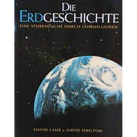 Die Erdgeschichte. Von Simon Lamb (2000).