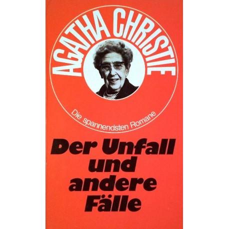 Der Unfall und andere Fälle. Von Agatha Christie (1980).