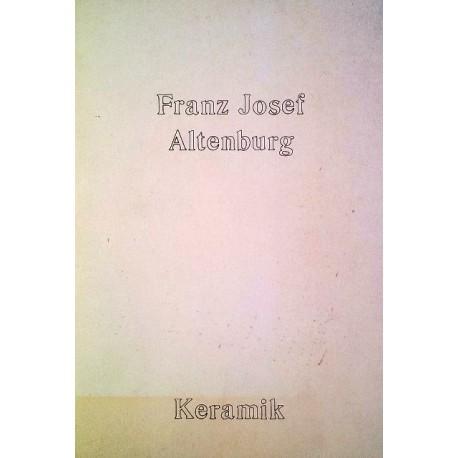 Keramik. Von Franz Josef Altenburg (1983).