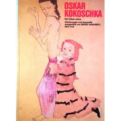Oskar Kokoschka. Von Serge Sabarsky (1982).