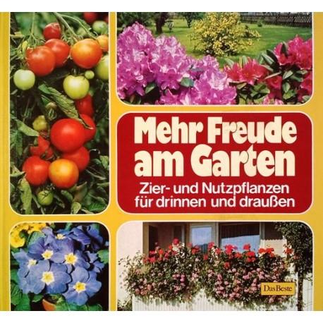 Mehr Freude am Garten. Von: Das Beste (1978).