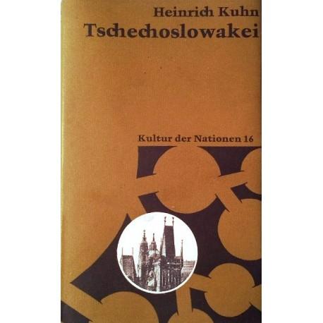 Tschechoslowakei. Von Heinrich Kuhn (1977).