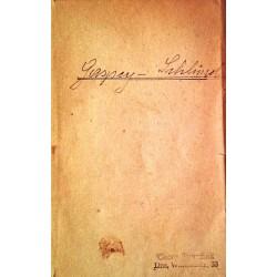 Schlüssel zur Englischen Konversationsgrammatik. Von Thomas Gaspey (1923).