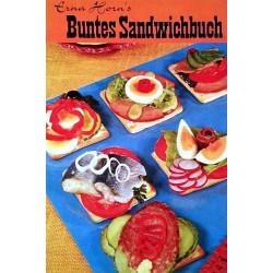 Buntes Sandwichbuch. Von Erna Horn (1965).