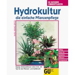 Hydrokultur die einfache Pflanzenpflege. Von Karl-Heinz Opitz (1995).