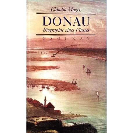 Donau. Biographie eines Flusses. Von Claudio Magris (2004).