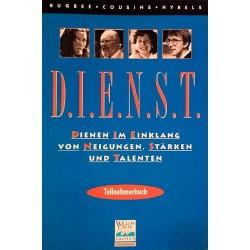 D. I. E. N. S. T. Teilnehmerbuch. Von Bruce Bugbee (1996).