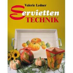 Serviettentechnik. Von Valerie Ledner (2001).