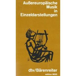 Außereuropäische Musik in Einzeldarstellungen. Von Josef Kuckeritz (1980).