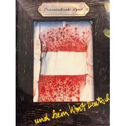 Österreichische Lyrik und kein Wort Deutsch. Von Gerald Nitsche (1990).