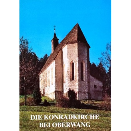Die Konradkirche bei Oberwang. Von: Verlag St. Peter (2008).