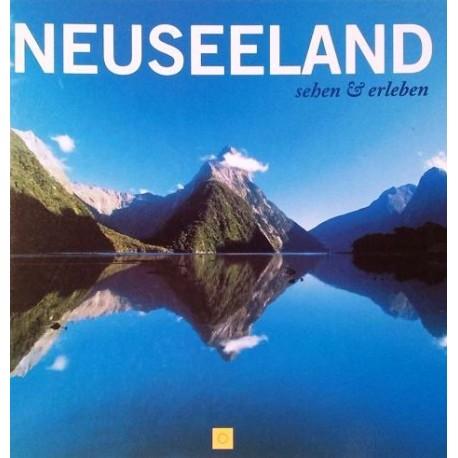 Neuseeland sehen und erleben. Von Klaus Viedebantt (2004).