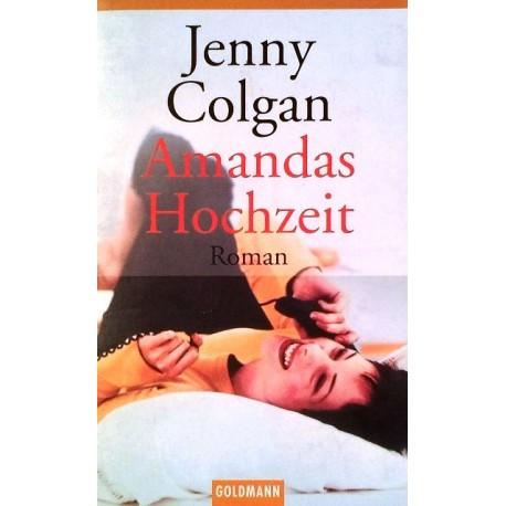 Amandas Hochzeit. Von Jenny Colgan (2002).