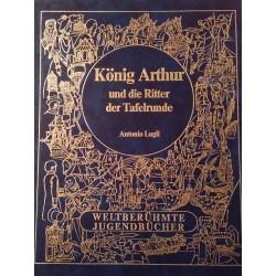 König Arthur und die Tafelrunde. Von Antonio Lugli (1975).