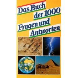Das Buch der 1000 Fragen und Antworten. Von Nikolaus Lenz (1991).