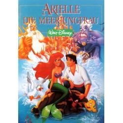 Arielle die Meerjungfrau. Von: Walt Disney (1990).