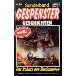 Gespenstergeschichten Nr. 24. Von: Bastei Verlag (1992).