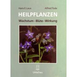 Heilpflanzen. Von Hans E. Laux (1990).