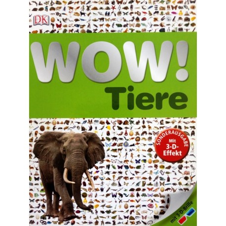 Wow! Tiere. Von Richard Walker (2013).