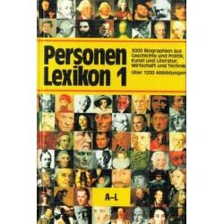 Das große Personenlexikon zur Weltgeschichte in Farbe. Band 1, A-L. Von Bodo Harenberg (1988).