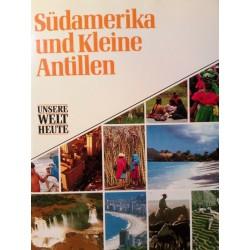 Südamerika und Kleine Antillen. Von James Hughes (1991).