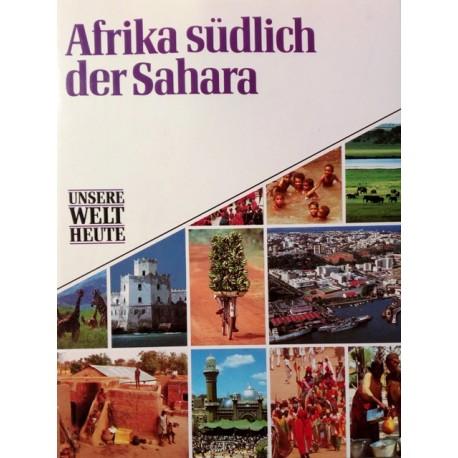 Afrika südlich der Sahara. Von James Hughes (1992).