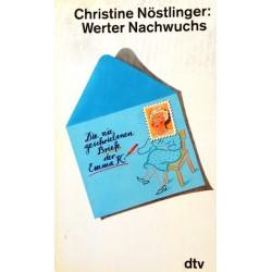 Werter Nachwuchs. Von Christine Nöstlinger (1990).