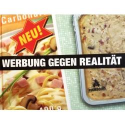 Werbung gegen Realität. Von Viola Krauß (2012).