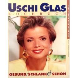 Uschi Glas Kochbuch. Von Uschi Glas (1993). Handsigniert!