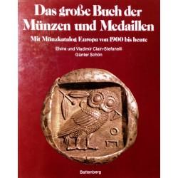 Das große Buch der Münzen und Medaillen. Von Elvira Clain-Stefanelli (1976).