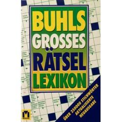 Buhls grosses Rätsellexikon. Von: Moewig Verlag (1991).