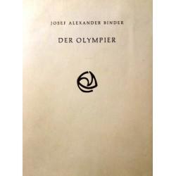 Der Olympier. Von Josef Alexander Binder (1972).
