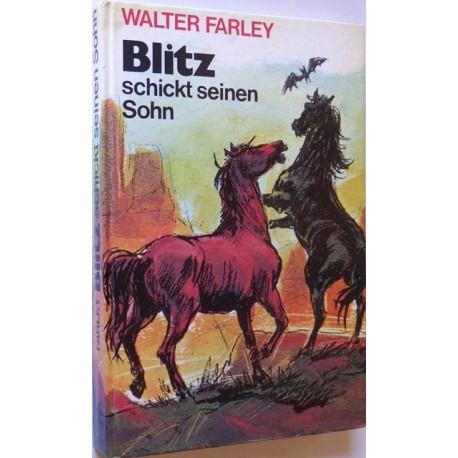 Blitz schickt seinen Sohn. Von Walter Farley (1970).