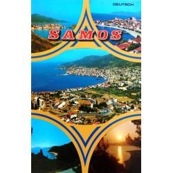 Samos. Von Dimitris G. Davaris (1981).