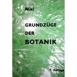 Grundzüge der Botanik. Von Alfred Nikl (1969).