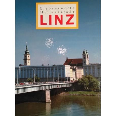 Liebenswerte Heimatstadt Linz. Von Alfred Scherrer (1991).