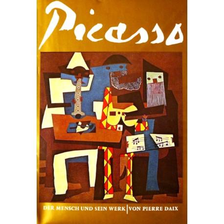 Picasso. Von Pierre Daix (1975).