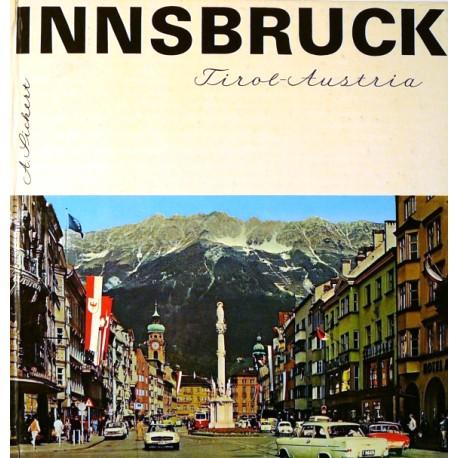 Innsbruck. Von Adolf Sickert (1970).