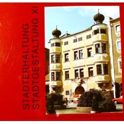 Stadterhaltung, Stadtgestaltung XI. Von Hans Koepf (1987).