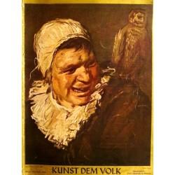 Kunst dem Volk. Von Heinrich Hoffmann (1942).
