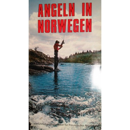 Angeln in Norwegen. Von Julius Ytteborg (1971).