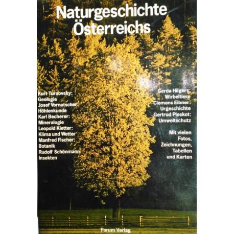 Naturgeschichte Österreichs. Von: Forum Verlag (1976).