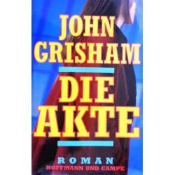 Die Akte. Von John Grisham (1992).