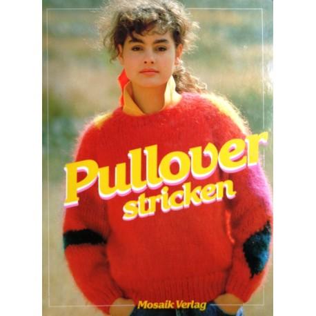Pullover stricken. Von: Mosaik Verlag (1983).