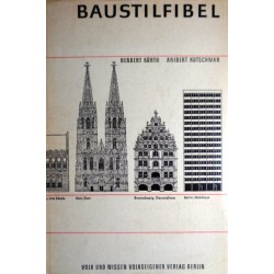 Baustilfibel. Von Herbert Kürth (1971).