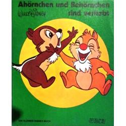 Ahörnchen und Behörnchen sind verliebt. Von Walt Disney (1976).