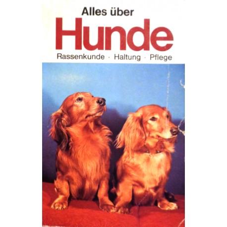 Alles über Hunde. Von Aloys Fink (1973).