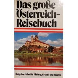 Das große Österreich-Reisebuch. Von Heinz Siegert (1977).